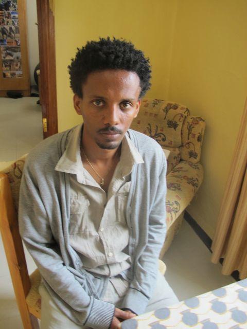 Abiy Eshete Gizaw artist
