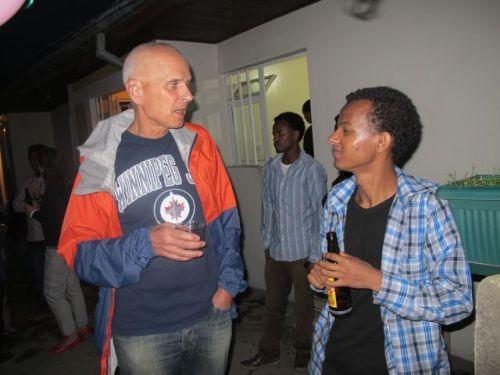 dr brian meets henok