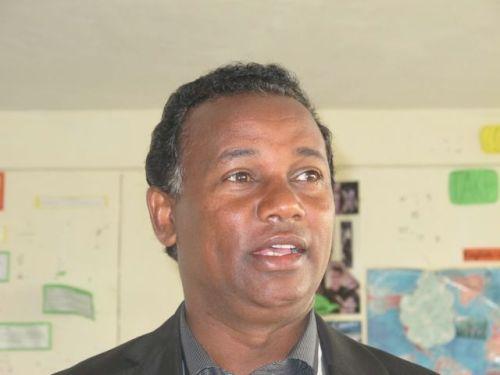 Dr Ketma Meskela MWU President