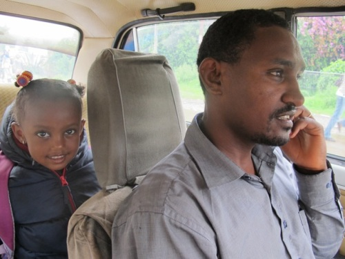daniel taxi driver and daughter