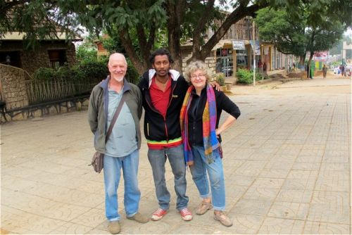Final photo of us on Harar