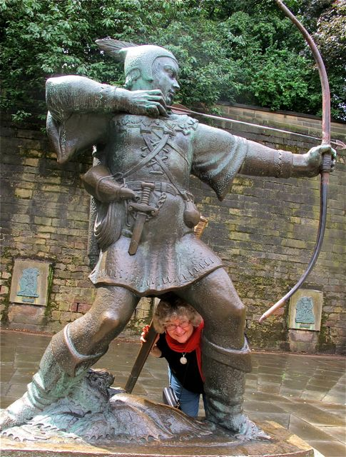 me and robin hood