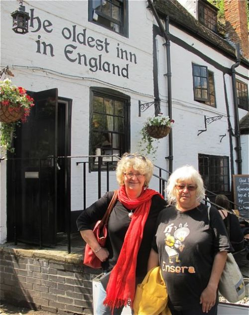 oldest inn in england