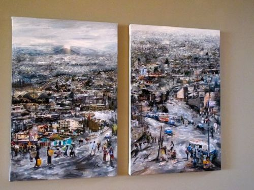 abiy's paintings in vancouver